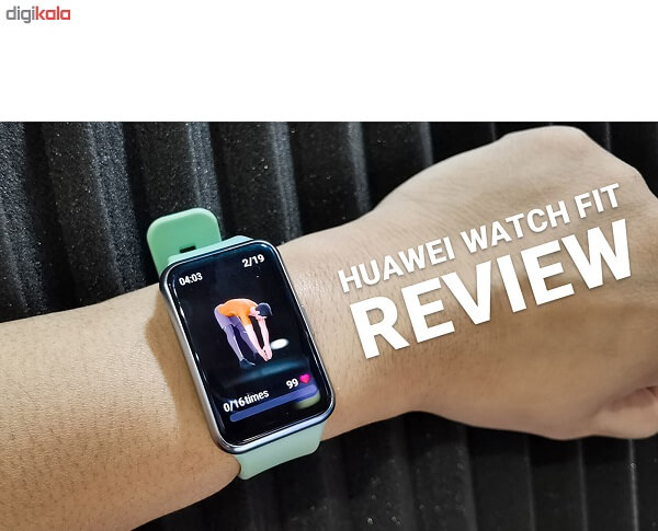 ساعت هوشمند هوآوی مدل WATCH FIT2