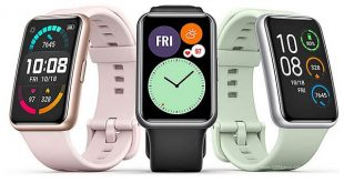 فروش ساعت هوشمند هوآوی مدل WATCH FIT